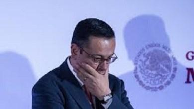 Presenta Germán Martínez su dimisión al cargo de Director General del IMSS