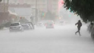 Entrada de onda tropical número 1 al país; siguen las lluvias