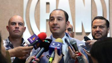 El único que ganó fue Donald Trump; con el envío de la GN, México está pagando el muro: Marko Cortés