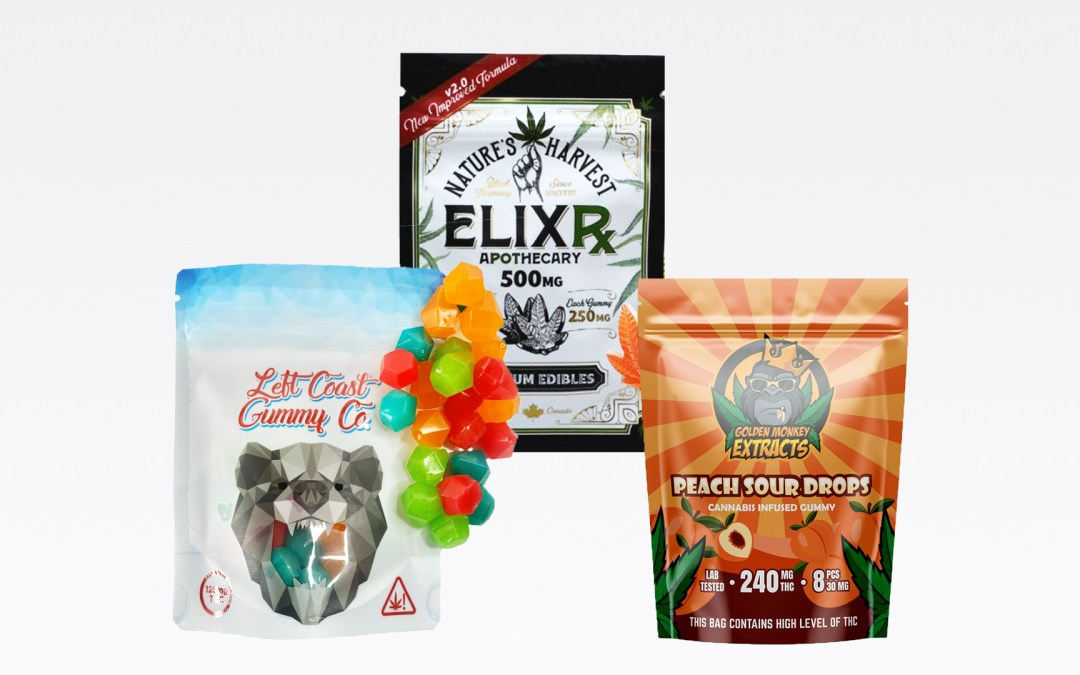 THC infused edibles By: Meliza Espinosa