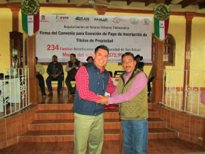 Acuerdo Ejido - Ayuntamiento