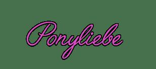 Logo-Ponyliebe