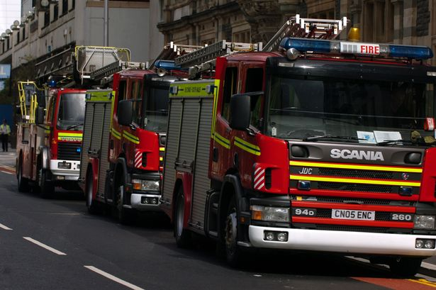 North West Wales Fire and Rescue