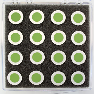 Single Electrode Button Cell - Anode Only