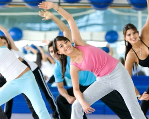 Aerobic For Office Staff