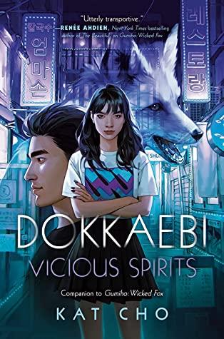 dokkaebi book cover
