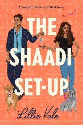 the shaadi setup book cover