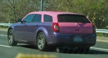 Wait...no this isn't T's car.
