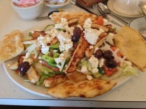 New Berlin Diner Salad