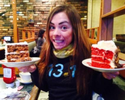 Mastoris Cake