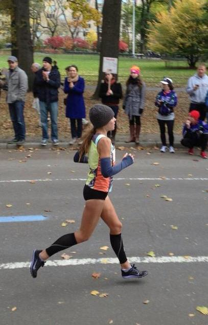 Running the NYCM 2013