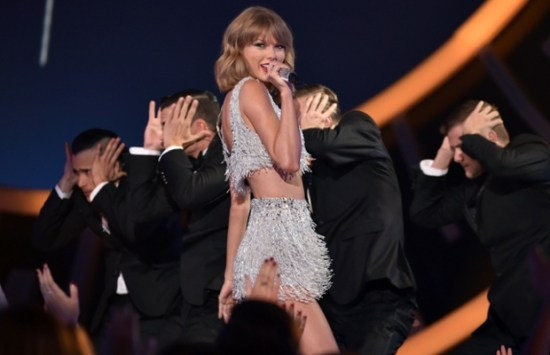 VMA Taylor swift