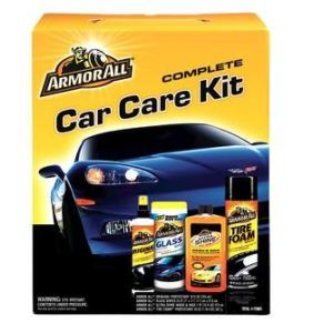 car cleaning set