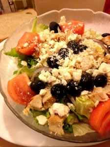 Smyrna Diner Salad
