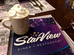 Starview Diner Coffee