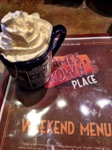 James Browns Coffee