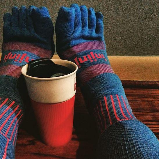 injinji wool socks