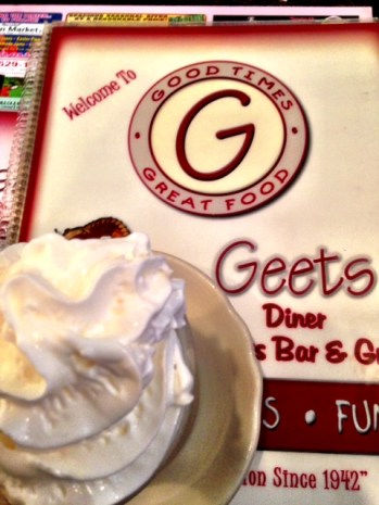 Geets diner Coffee