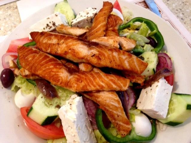 Palace Diner Salad