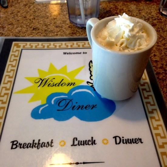 Wisdom Diner Coffee 1