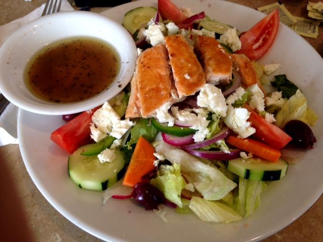 brooklawn diner salad