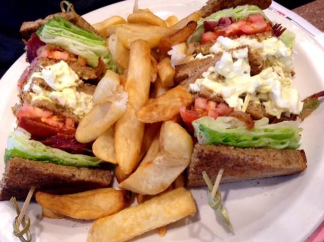 state line diner egg salad