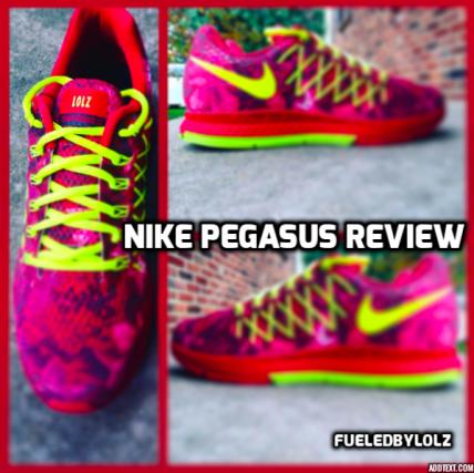Nike Pegasus Review
