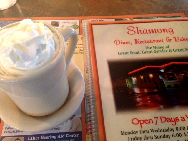 shamong diner coffee