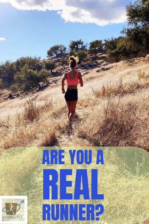 Are you a real runner?