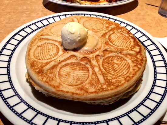Studio Diner Pancakes