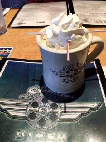 studio diner coffee