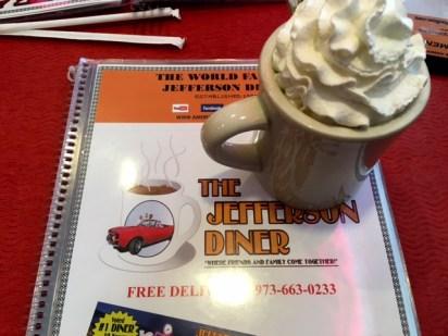 jefferson diner coffee