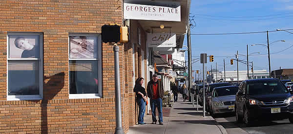 georges place cape may