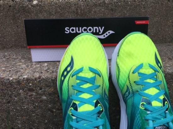 Saucony Kinvara 7 Review