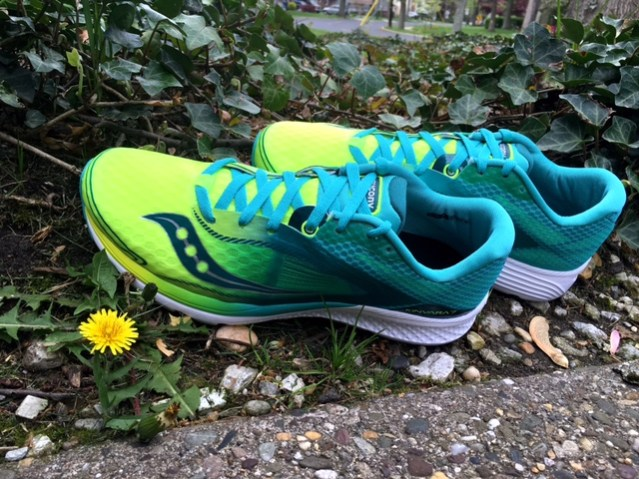Saucony Kinvara 7 Review