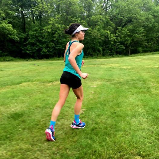 Cross Country Race running