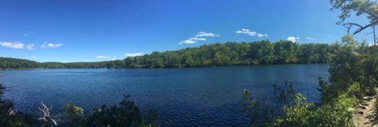 sunfish pond