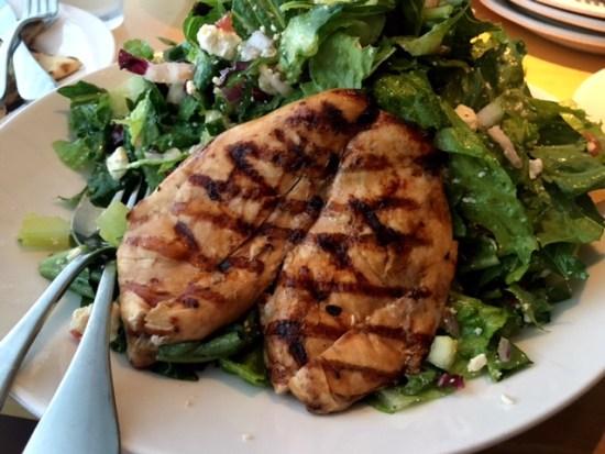 The Continental Philadelphia salad