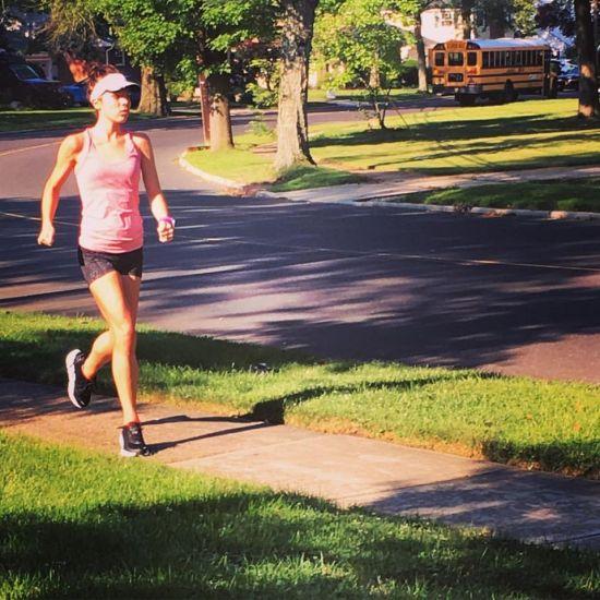 me running 1