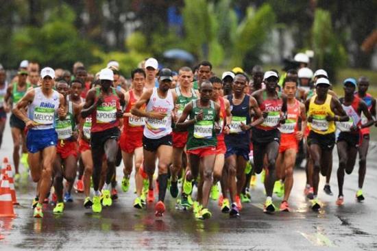 mens marathon