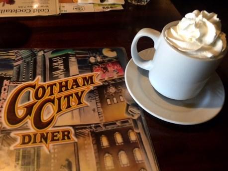 Gotham City Diner