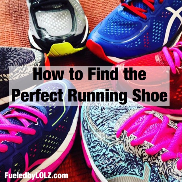 How to Find the Perfect Running Shoes