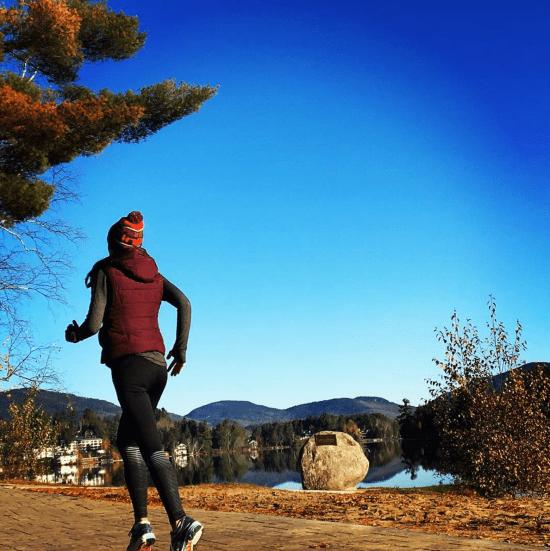 me running lake placid