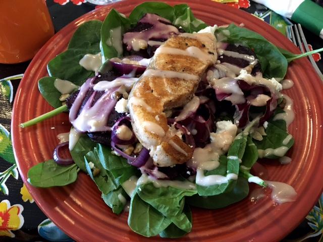 Jumbars Salad