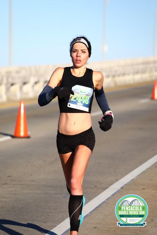 Double Bridge 15k me running