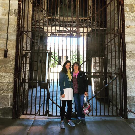 Eastern State Penitentiary philadephia