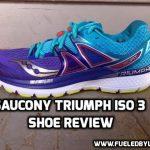 Saucony Triumph ISO 3 Shoe Review