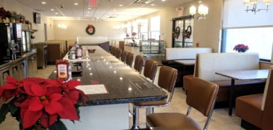 Crystal Lake Diner Haddon Township
