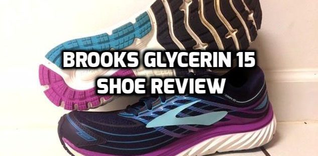 Brook glycerin 15 shoe review