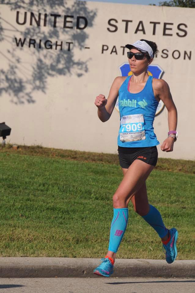 Air force half marathon dayton ohio me running